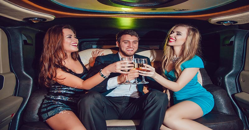 Best night out partners Limousine service in Mclean