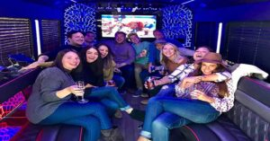 Bus charters at parties and hangouts in Washington DC