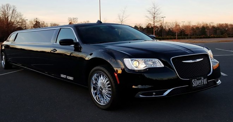Limo DC Ride with Class and Comfort