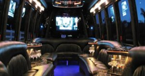 Limousine Bus Refreshes Your Mood - LIMO DC