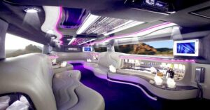 Limousine Buses Perfect Party Venues and Vehicles