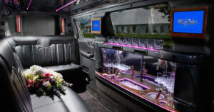 Limousines in Reston Enjoy your moments at superb locations