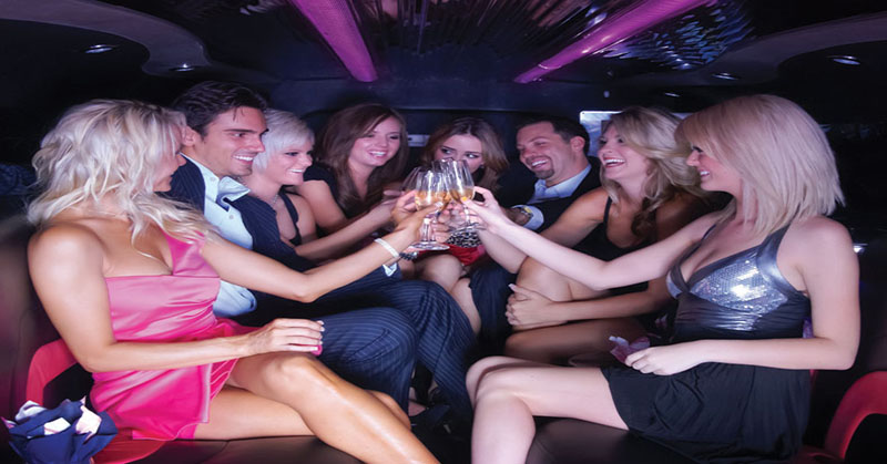 Potomac Limousines and party car rental services