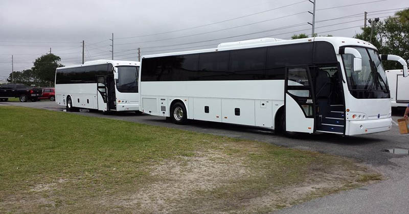 Round Hill limousines buses and luxurious Transportation services
