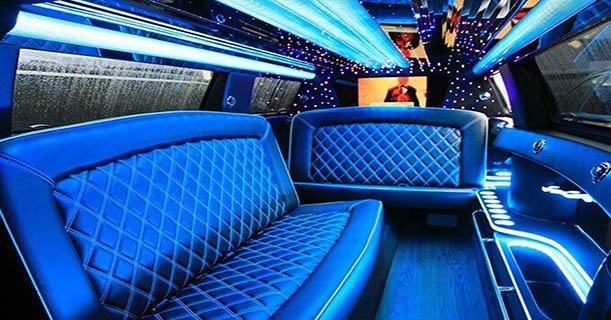 Limo in DC Ride with Class and Comfort