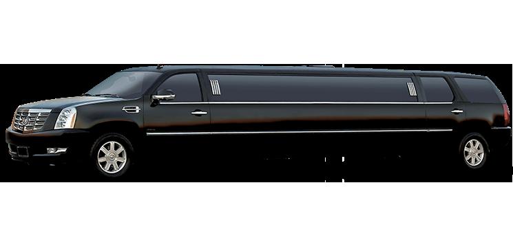 SUV stretch limousines
