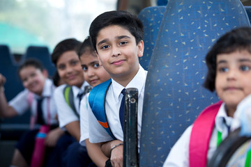 School Trip Bus