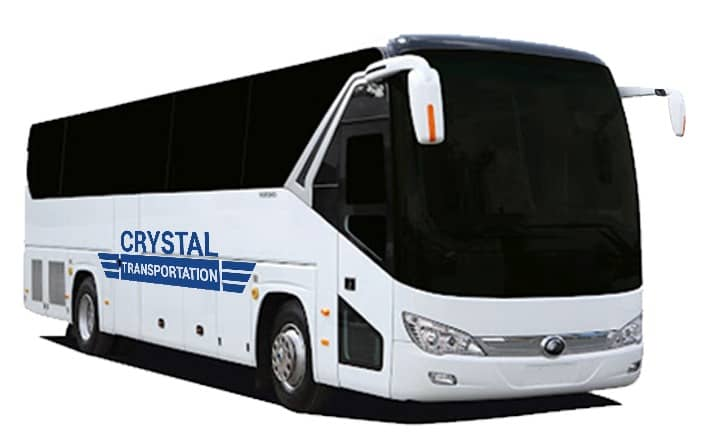 Charter bus services in DC